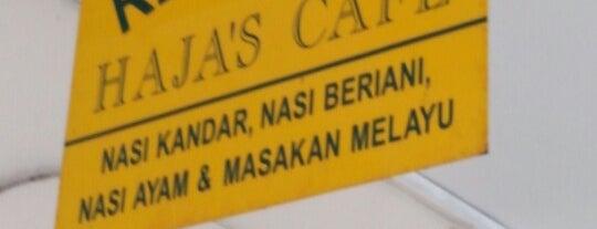 Haja's Cafe is one of Posti che sono piaciuti a MAC.