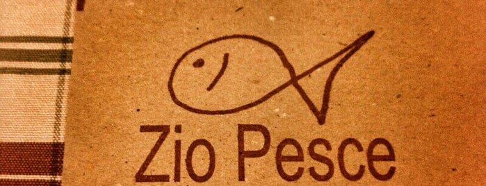 Zio Pesce is one of MILANO EAT & SHOP.