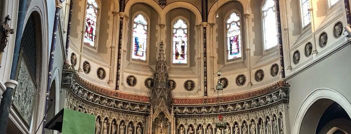 The St Aloysius R C Church (The Oxford Oratory) is one of Fathima 님이 좋아한 장소.