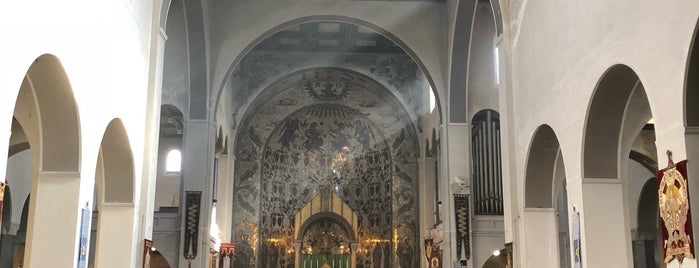 Sint Agneskerk is one of Amsterdam.