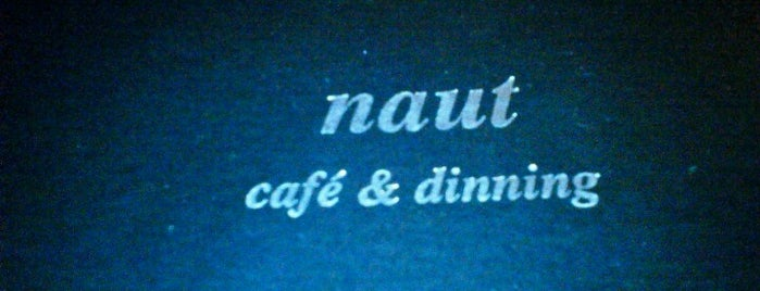 Naut is one of 牛久.