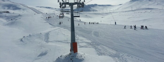 Konaklı Kayak Merkezi is one of Bernaさんのお気に入りスポット.