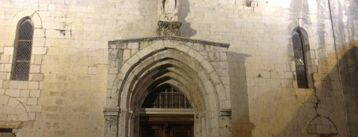 Cathédrale Notre-Dame-du-Puy de Grasse is one of Locais curtidos por Александра.