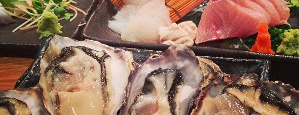 魚真 下北沢店 is one of 気になる.