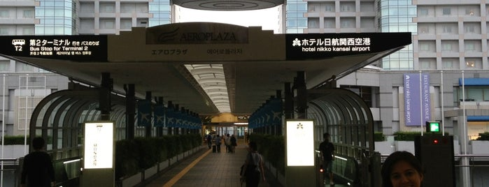 Hotel Nikko Kansai Airport is one of Lugares favoritos de Fernando.