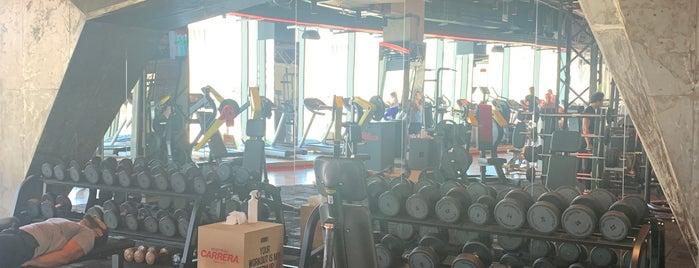 Carrera Mistral Fitness & Spa is one of ba$ak 님이 좋아한 장소.