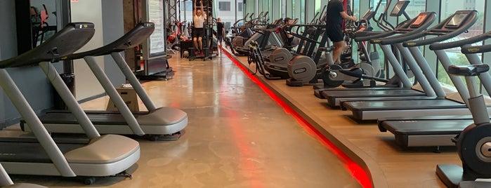 Carrera Mistral Fitness & Spa is one of Locais curtidos por ba$ak.