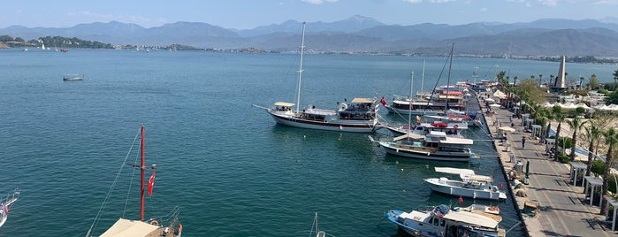 Orka Boutique Hotel is one of Fethiye.