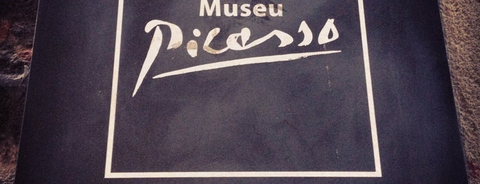 Museu Picasso is one of Qué ver en Barcelona.