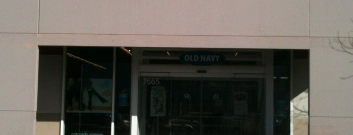 Old Navy is one of Ian'ın Beğendiği Mekanlar.