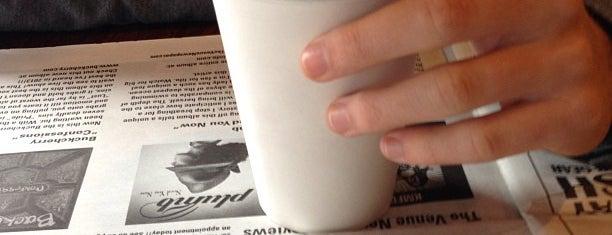 Javapalooza Café is one of Writing spots.