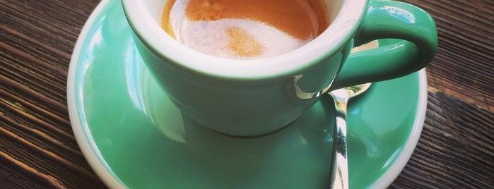 Punkt. is one of Kde si pochutnáte na kávě doubleshot?.