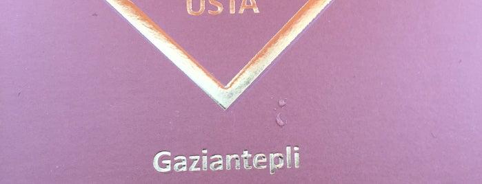Gaziantepli Hacı İbrahim Usta is one of  Murat'ın Kaydettiği Mekanlar.