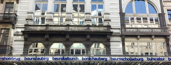 Beursschouwburg is one of 24h in Bruxelles.