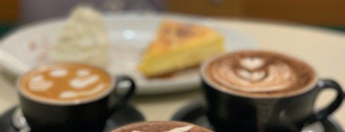 Toby's Estate Coffee Roasters is one of Orte, die Shank gefallen.