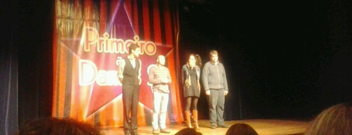 Teatro da AMRIGS is one of Vera 님이 좋아한 장소.