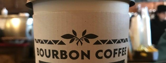 Bourbon Coffee is one of Tempat yang Disukai Elizabeth.