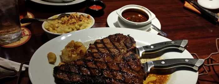 Longhorn Steakhouse Is One Of The 15 Best Steakhouses In Orlando