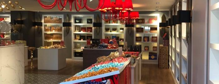 Ender Çikolata Fabrika Satış Mağazası ve Cafe is one of Istanbul |Desert|.