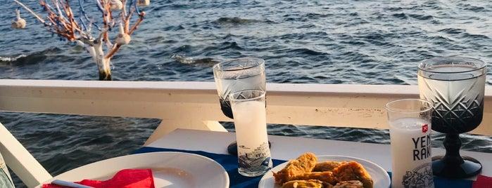 myndos restaurant cumhurun yeri is one of Posti che sono piaciuti a Duygu.
