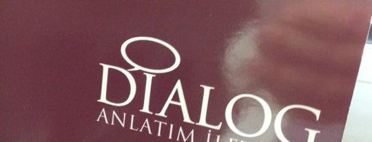 Dialog Anlatım İletişim is one of Orte, die Saadettin gefallen.