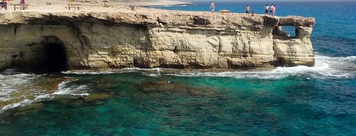 Sea Caves is one of Sunny Cyprus.