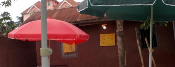 Cafe Pop Up is one of Kampala wireless hotspots.