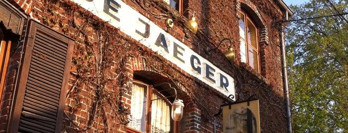 Afspanning De Jaeger is one of @ Lede.