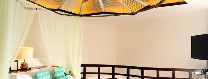 Fitness Center, Jumeirah Vittaveli Maldives is one of 9aq3obeyaさんのお気に入りスポット.