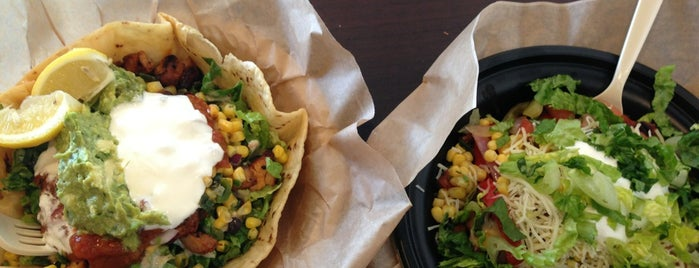 Qdoba Mexican Grill is one of Best Food Places.