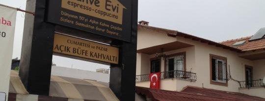Kahve Evi is one of สถานที่ที่ Didem ถูกใจ.