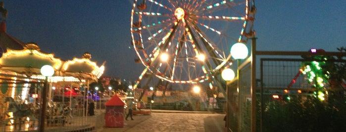 Park Ada Lunapark is one of Sadem ile gidilecek yerler.
