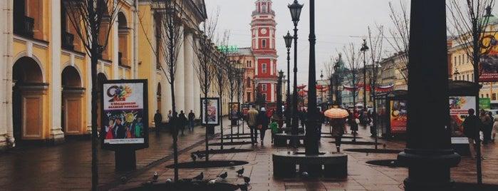 Большой Гостиный двор is one of Интересные места. Санкт-Петербург..