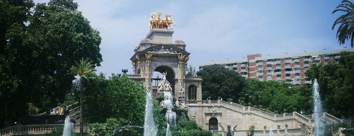 Parc de la Ciutadella is one of A Week in Barcelona.