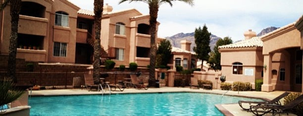Pinnacle Heights Apartments is one of Tucson.