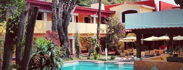 Hotel Villas Arqueológicas is one of Posti che sono piaciuti a Jocelyn.