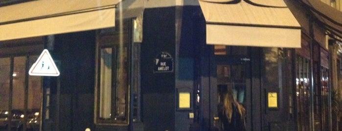 Chez Moustache is one of So Paris : trendy bistronomie.