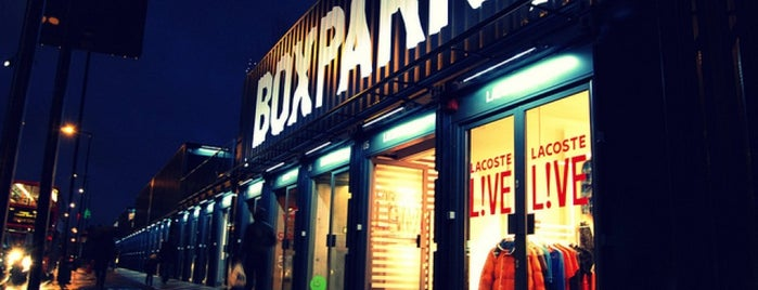 BOXPARK Shoreditch is one of Best of Shoreditch.