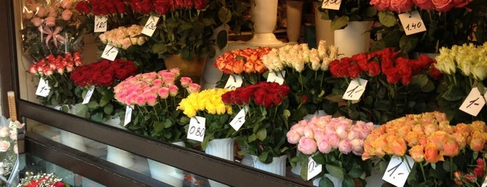 Viru Flowers is one of Eesti.
