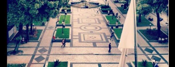 Praça Visconde de Mauá is one of Fábio : понравившиеся места.