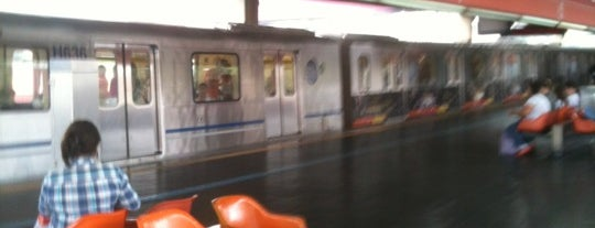 Estação Carrão (Metrô) is one of ᴡ 님이 좋아한 장소.