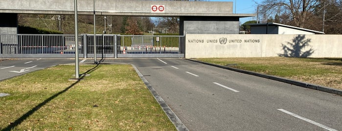 Palais des Nations, Salle XXV is one of United Nations Geneva.