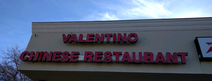 Valentino Chinese Restuarant is one of Dallas.