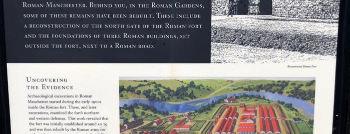 The Roman Gardens is one of Lieux qui ont plu à Sandro.