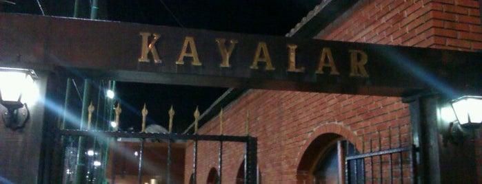 Kayalar spor tesisleri is one of Kadirさんのお気に入りスポット.