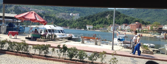 Marina Cafe is one of Amasra.