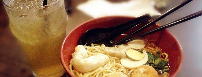 Jigoku Ramen is one of places to eat in Bandung city.