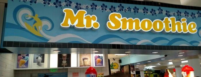 Mr. Smoothie is one of Tempat yang Disukai Mario.