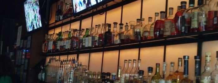 Whiskey Park is one of Whisky Bars @ NYC & Boston.