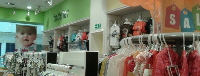 Carter's is one of Colômbia.